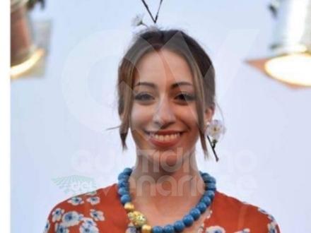 DRUENTO - La druentina Rebecca Audero alle finali di «Miss Universe Italy»