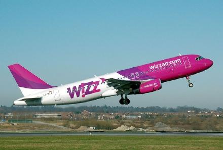 CASELLE - Da dicembre Torino e la Russia saranno più vicine grazie alla Wizz Air