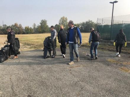 VENARIA - «Puliamo il Don Mosso»: torna la pulizia dopo anni di incuria... grazie ai cittadini