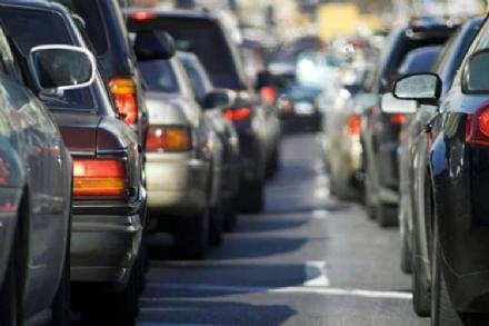 BLOCCO AUTO - Da domani tutti i divieti in vigore nei Comuni della nostra zona