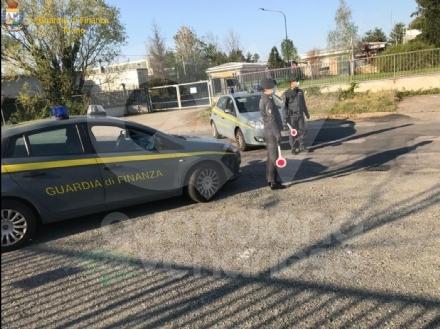 VENARIA-ROBASSOMERO-BORGARO - Controlli a tappeto della Finanza: raffica di sanzioni