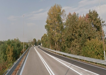 CASELLE - Cede la strada, chiuso un tratto della provinciale «460»
