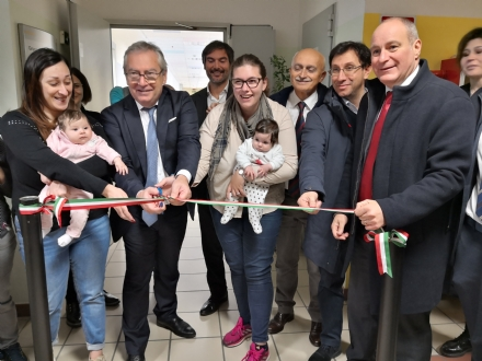 COLLEGNO - Nasce in città la Casa della Salute Materno Infantile