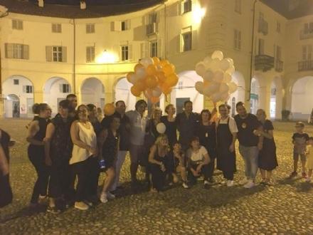 VENARIA - Una serata di festa a base di sport, musica e divertimento dedicata a Maggie, Nicola, Gianluigi e Pino