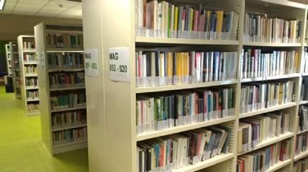 CULTURA - Prestito libri «sulla soglia» per le biblioteche di Venaria, Alpignano, Druento, Collegno e Rivoli