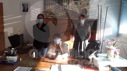VENARIA - AllIstituto Comprensivo 2 si riparte in sicurezza e con la nuova dirigente scolastica