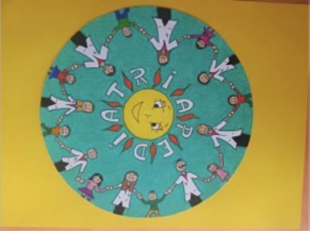 RIVOLI - Ecco il nuovo logo della Pediatria: lo ha realizzato la giovane rivolese Chiara Lamberto