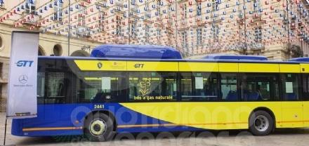 TORINO-VENARIA - Venti nuovi autobus Gtt per la linea 11