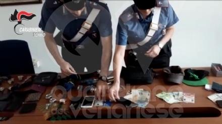 VENARIA-CAFASSE- Presa la banda dei furti in abitazione: agivano durante il lockdown