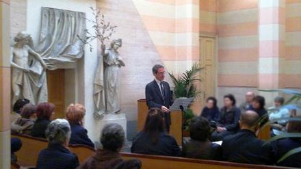 VENARIA - Gli incaricati Socrem in Municipio per dare informazioni sulla cremazione dei defunti