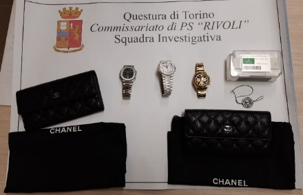 RIVOLI - Voleva vendere per 40mila euro un falso orologio: denunciato truffatore - QV QuotidianoVenariese