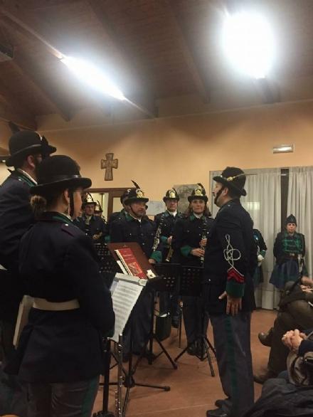 DRUENTO - Domattina la Fanfara Montenero si esibirà per le strade della cittadina