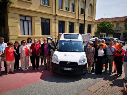 VENARIA - «Mobilità Garantita»: un mezzo per il trasporto delle persone con disabilità