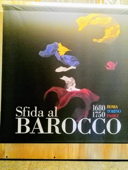 VENARIA - Mostra «Sfida al Barocco»: arrivano le visite guidate