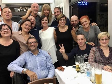 VENARIA - «Quelli della stradina»: i giovani delle vie Verdi e Boschis si ritrovano a distanza di anni