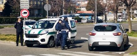 BORGARO - Dal Villaretto di Torino a Caselle per ritirare la spesa: 500 euro di sanzione