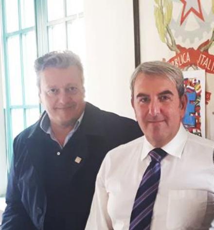VENARIA - Ufficiali le dimissioni del vice sindaco Angelo Castagno. Le deleghe in capo a Falcone