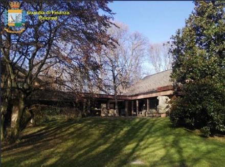 FIANO-RIVOLI - Sequestrate villa e bosco allimprenditore Roberto Ginatta, ex patron Blutec