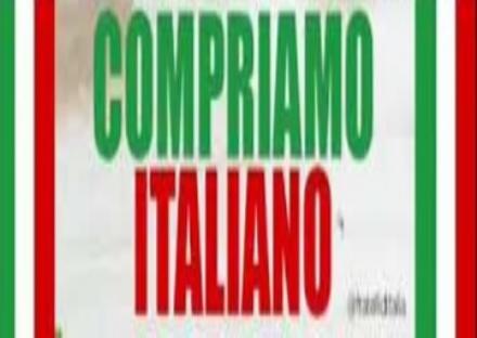 DRUENTO - Approda liniziativa di Fdi «Compra italiano, compra locale»