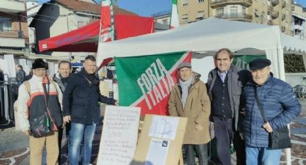 VENARIA - Presidio ospedaliero, Forza Italia: «vogliamo certezze sullapertura»