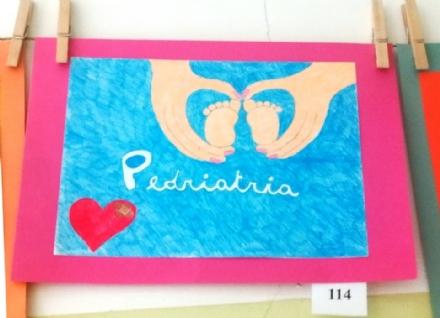 RIVOLI - Gli studenti delle medie disegneranno il nuovo logo della Pediatria
