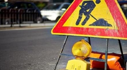 VENARIA - Nuovi lavori tra viale Buridani e via Goito il prossimo 4 febbraio