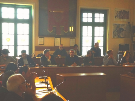 VENARIA - Falcone fa i conti con i dubbi di Luca Stasi: «forse è stato il mio ultimo consiglio»
