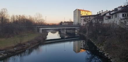VENARIA - Messa in sicurezza del ponte Cavallo: lavori anche giovedì 17