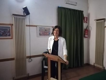 BORGARO - ELEZIONI 2019: Cristiana Sciandra candidata a sindaco