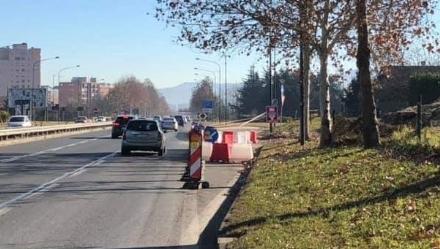 COLLEGNO - Lunedì riapre corso Sacco e Vanzetti