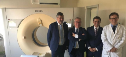 RIVOLI - Ecco la nuova Tac per lospedale di Rivoli: Più rapida, più precisa, più sicura