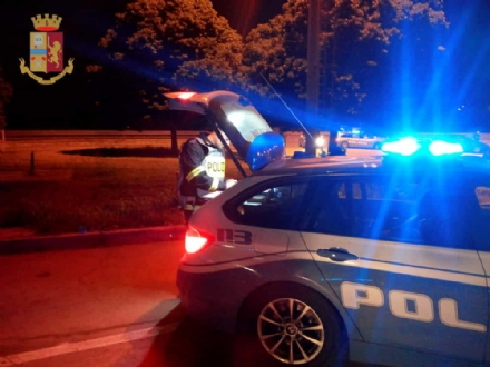 GRUGLIASCO - Contromano in tangenziale: guai per un 37enne