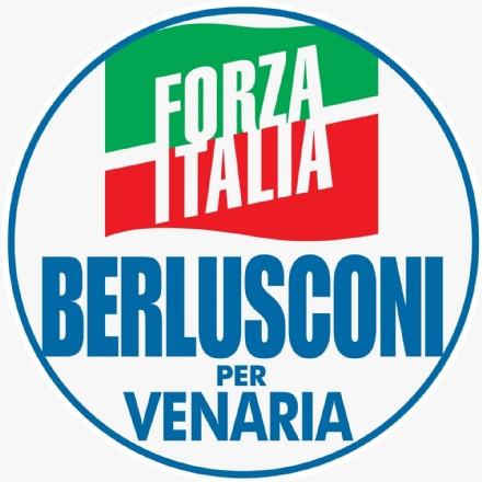 VENARIA ELEZIONI AMMINISTRATIVE 2020 - La lista di Forza Italia - FOTO