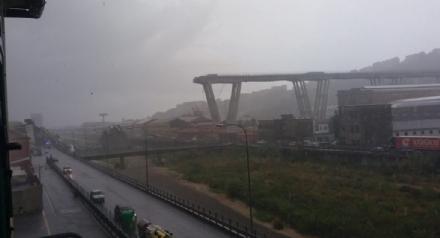VENARIA - Il segretario del Pd scampato al crollo del ponte Morandi a Genova