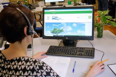 COLLEGNO - Anche alla Cidiu arriva lo smart working: i dipendenti potranno lavorare da casa