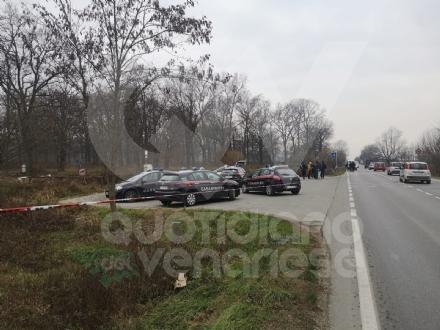 GRUGLIASCO - 46enne trovato morto in un fosso tra Nichelino e Orbassano: è stato investito