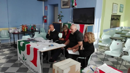 VENARIA - Stefano Mistroni eletto segretario cittadino del Partito Democratico