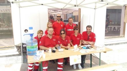 DRUENTO - Buon compleanno Croce Rossa: oggi la festa per i primi 30 anni