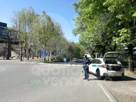 RIVOLI - Scattano i controlli della municipale per i veicoli senza assicurazione