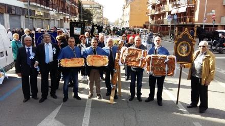 VENARIA - Domani il clou dei festeggiamenti di San Giuseppe: il programma
