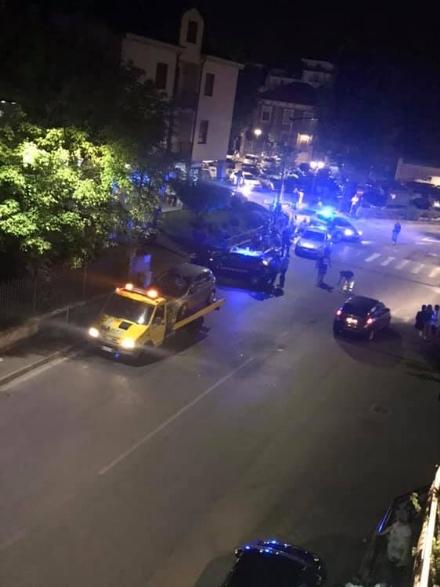 RIVOLI - Travolta da unauto mentre attraversa la strada: 36enne in gravi condizioni