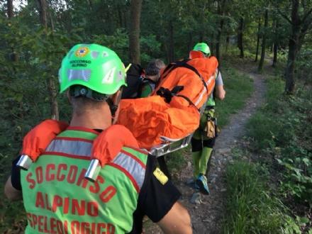 RIVOLI - Cercatore di funghi muore stroncato da un malore nei boschi del Colle Braida