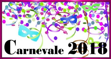 LANZO - Oggi pomeriggio è tempo di Carnevale: il programma dellevento