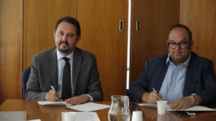 GRUGLIASCO - Il patto fra Comune e Camera di commercio per il futuro imprenditoriale cittadino