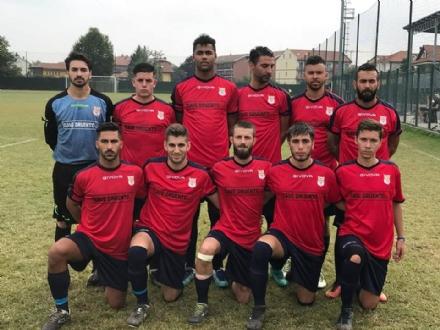 CALCIO - Il ValDruento vince allultimo secondo grazie ad un gol di Tornabene