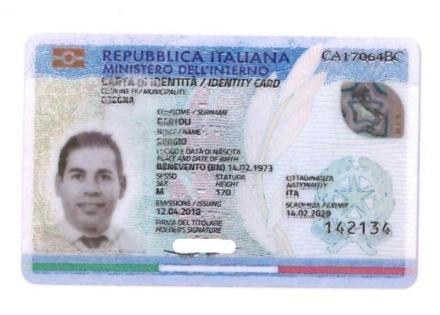 VENARIA - Carta dIdentità Elettronica: da oggi si può richiedere senza prenotazioni