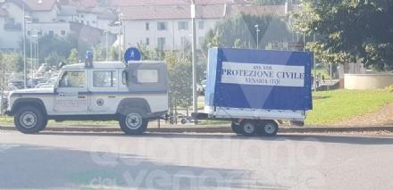 VENARIA - La Protezione Civile cerca nuovi volontari: lappello di Dalmazzo e Giulivi
