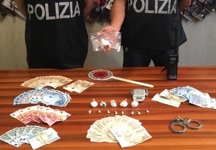 TORINO-RIVOLI - 600 grammi di cocaina in auto, altre dosi in casa: arrestato 35enne rivolese