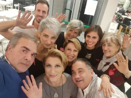 VENARIA - «Prevenzione, unamica per la vita»: donati 500 euro alla Fondazione Piemontese Ricerca sul Cancro
