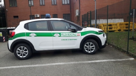 MAPPANO - Il comando di polizia locale dedicato al compianto Marco Peirone